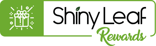 Shiny Leaf Rewards Logo